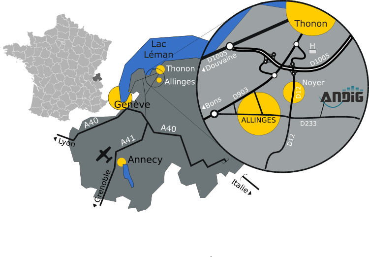 ANDIG access plan